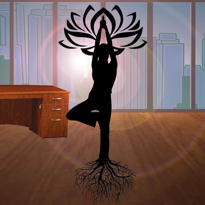 Taking Yoga toWork