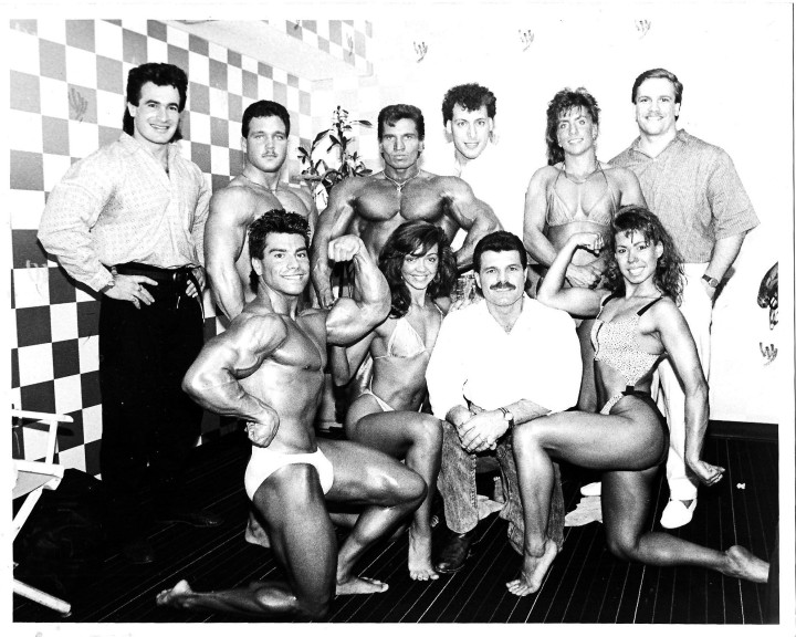Ron and Gold's Gang 1988