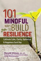101 mindful ways build resilience Altman